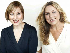 Susanne Faust und Carolin Lockstein